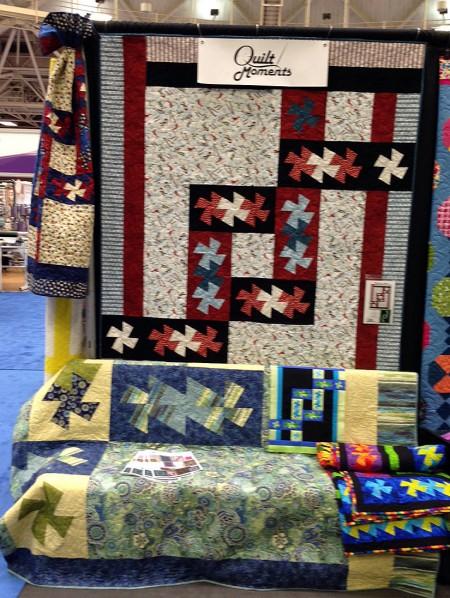 Quilt Market Mpls 2015 Twister Knot QM142 Quilts
