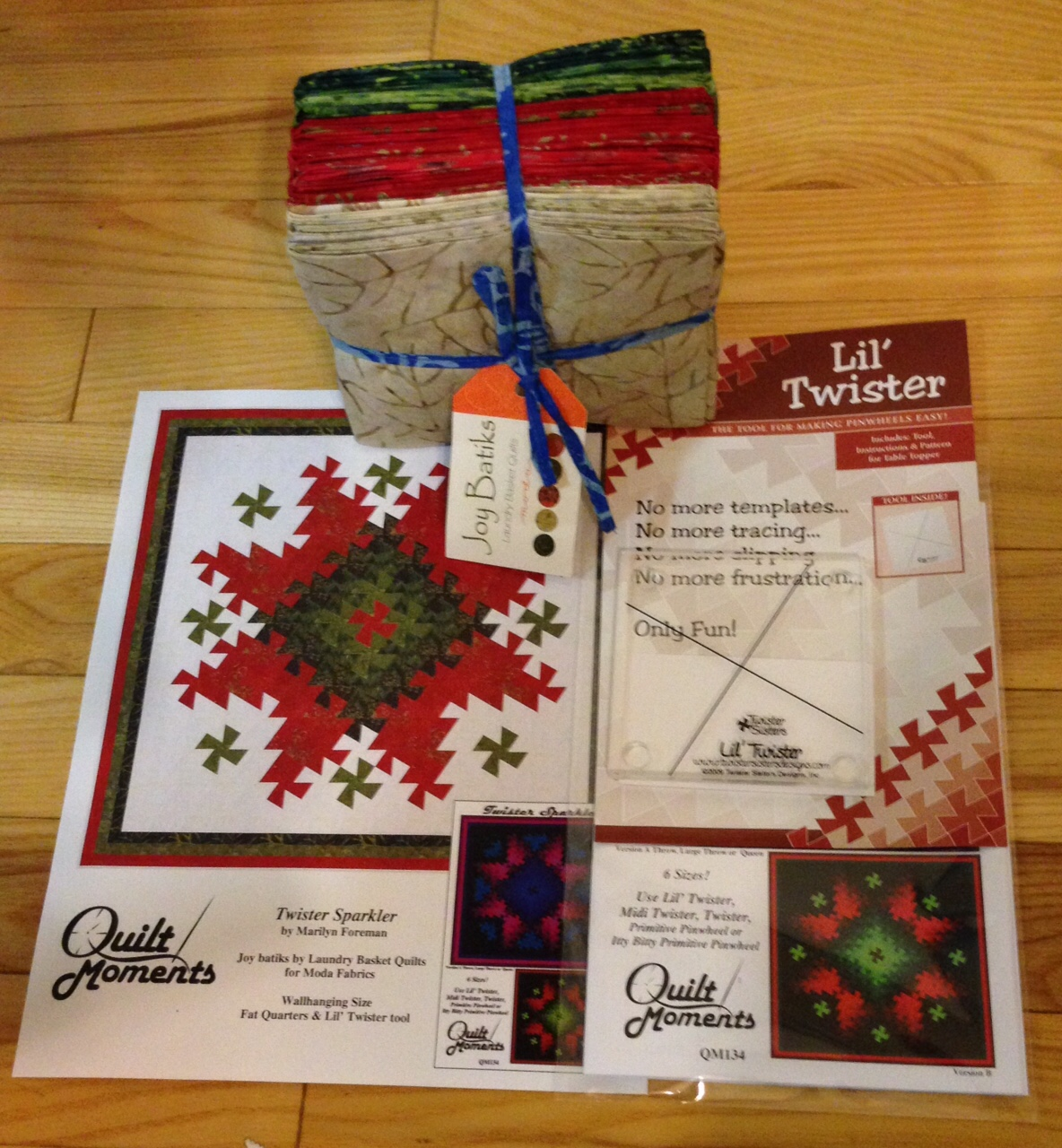 Giveaway QuiltMoments 2015-12-9