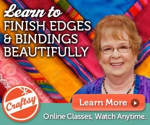 Finishing Edges & Bindings Beautifully by Mimi Dietrich