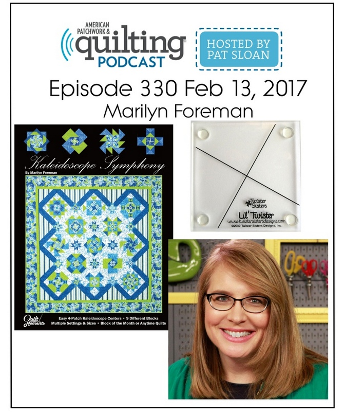 american-patchwork-quilting-pocast-episode-330-marilyn-foreman