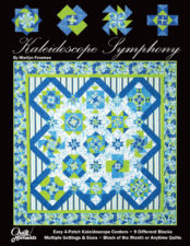 Kaleidoscope Symphony Book cover