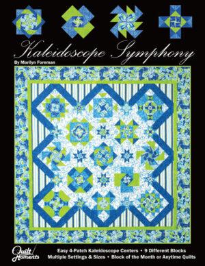 Kaleidoscope Symphony Book cover