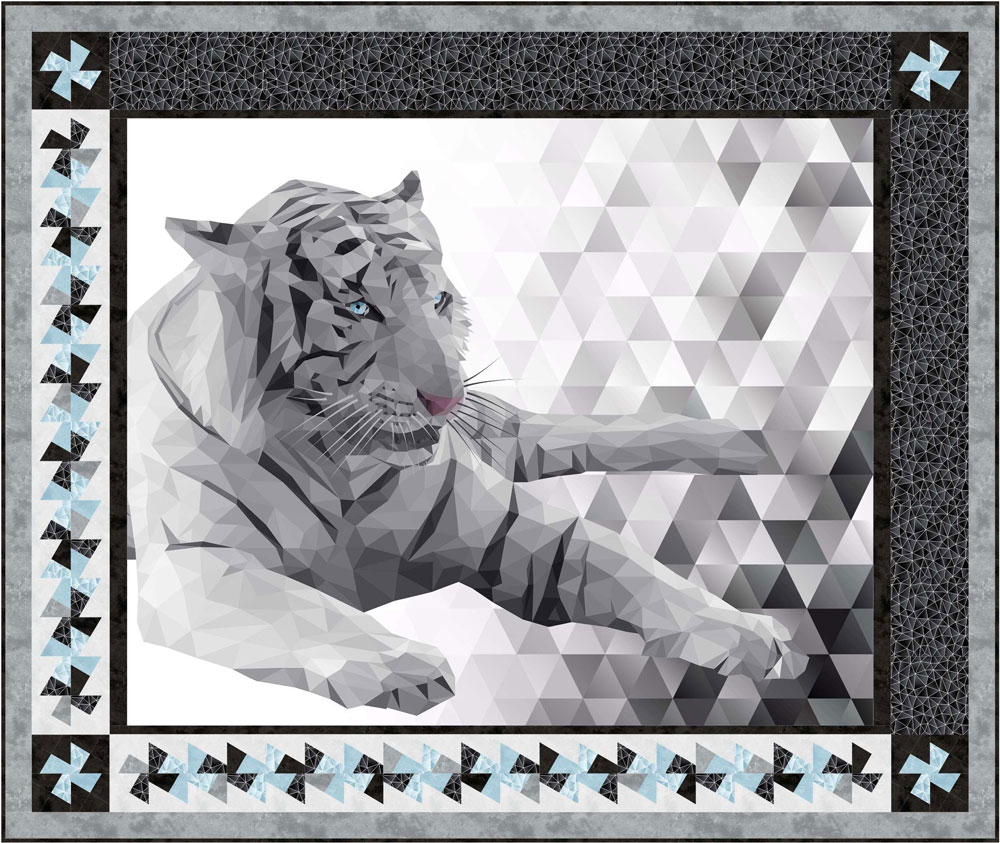 Attractive Majestic Quilt Frame Sketch - Framed Art Ideas ...
